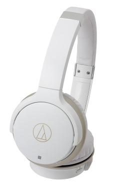 ATH-AR3BT in white