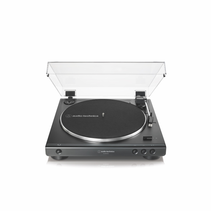 AT-LP60XUSB black front