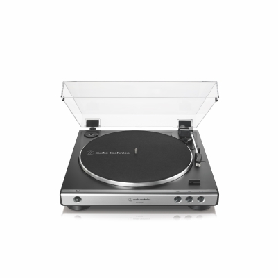 AT-LP60XUSB gunmetal front